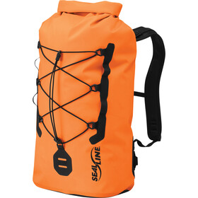 SealLine Bigfork Pack orange